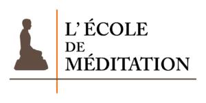 Logo de L'École de méditation