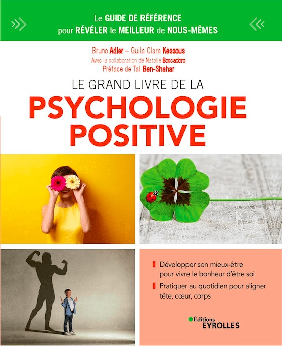 Image de la couverture du grand livre de la psychologie positive