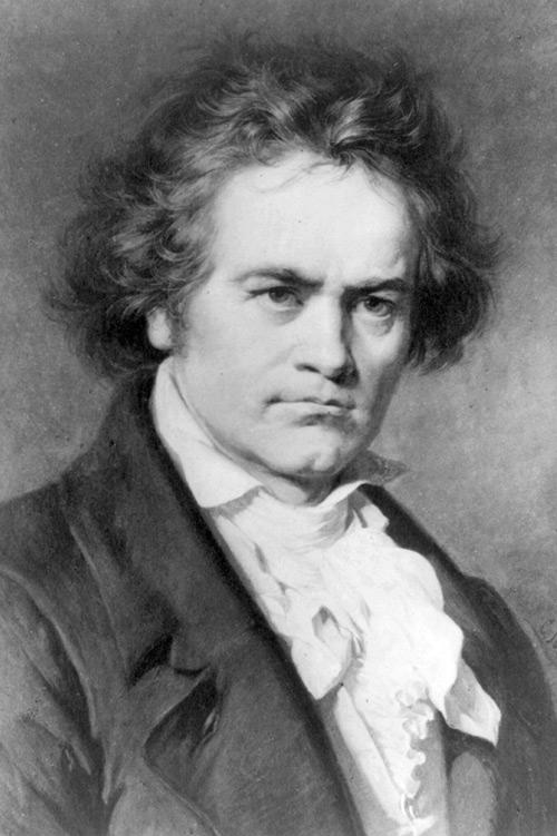 Photo de Beethoven