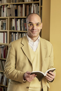 Photo de Fabrice Midal, fondateur de L'École de méditation