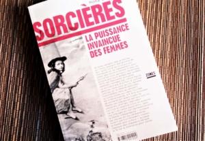 Couverture du livre Sorcières, la puisssance invaincue des femmes, de Mona Chollet