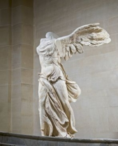 Photo de la Victoire de Samothrace