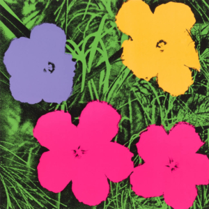 Felur pop up de Andy Warhol